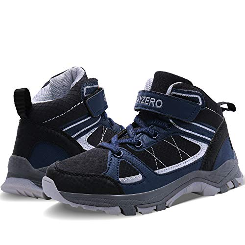 Pictures of Caitin Kids Hiking Boots Lightweight Winter Tennis 3