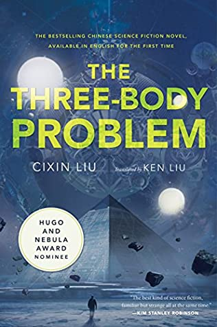 book cover of The Three-body Problem