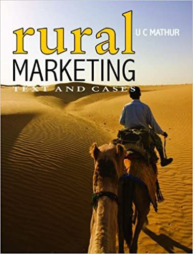 Rural Marketing U C Mathur