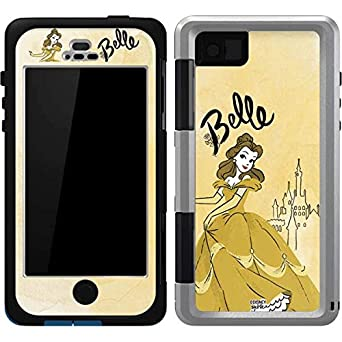 huge selection of 9571b 3a641 Skinit Disney Princess OtterBox Armor iPhone 5/5s/SE Skin - Princess Belle  Design - Ultra Thin, Lightweight Vinyl Decal Protection