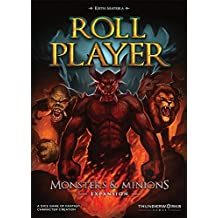 Thunderworks Games Roll Player: Monsters & Minions, Game
