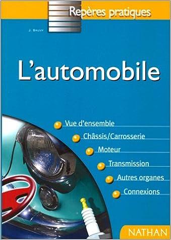 Téléchargement L'automobile epub pdf
