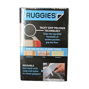 Marvelous Ruggies Rug Grippers   8 CT