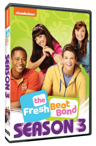 Beat Dvd - The Fresh Beat Band Season 3