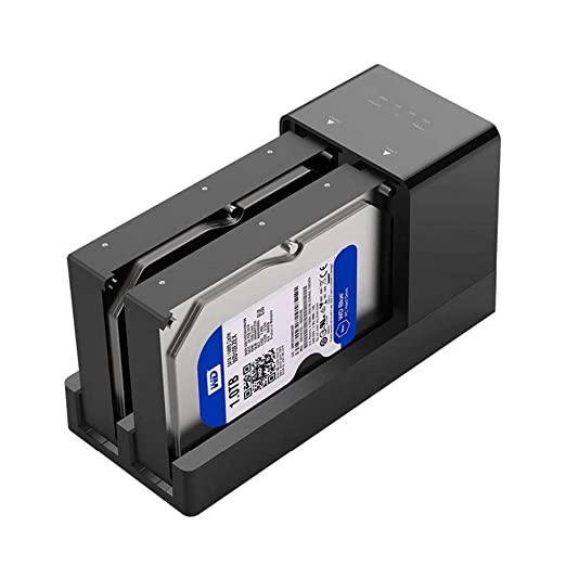 YPKZW 2,5 3,5 SATA HDD estación de Acoplamiento Offline clon Super ...