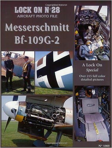 Lock On No. 28 - Messerschmitt Bf-109G-2