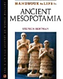 Handbook to Life in Ancient Mesopotamia (Facts on File Library of World History)