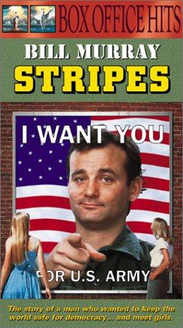 Bowser Stripe - Stripes [VHS]