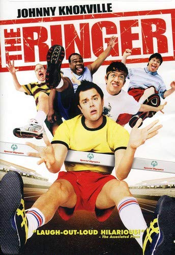 The Ringer (DVD) (International Ringer)