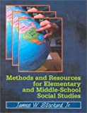 img - for Methods and Resources for Elementary and Middle-School Social Studies by James W. Stockard Jr. (2001-03-01) book / textbook / text book