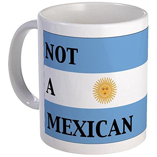 CafePress Argentina Mug Unique Coffee Mug, Coffee -