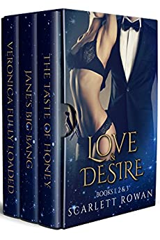 Love & Desire Box Set : Erotic Romance Collection by [Rowan, Scarlett]