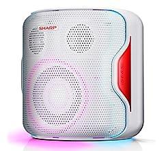 SHARP PS-940 Altavoces Bluetooth Karaoke Party con Mezclador Dj y ...