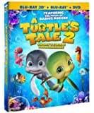 A Turtle's Tale 2: Sammy's Escape from Paradise (DVD/Blu-Ray/3D Combo)
