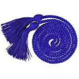 "GraduationMall Graduation Honor Cord 68"" Royal Blue"