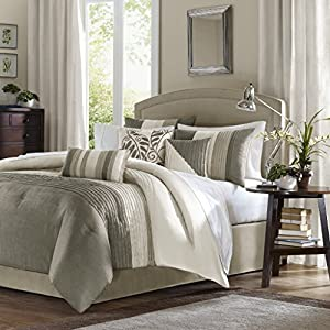 Madison Park Amherst 7 Piece Comforter Set by Madison Park