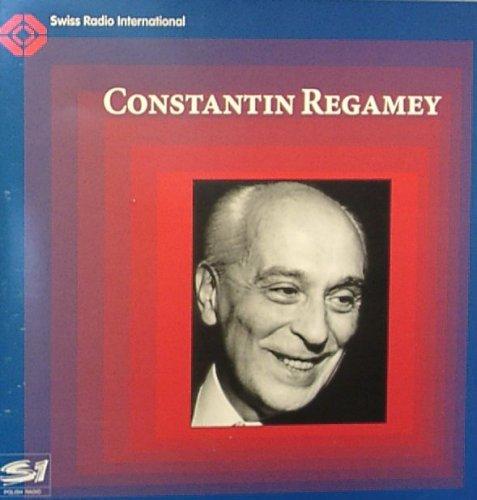 Adams Baritone (Constantin Regamey: Lila - Double Concerto for Violin, Celo and Orchestra; Persian Songs for Baritone and Orchestra; Quintet for Clarinet, Bassoon, Violin, Cello and Piano)