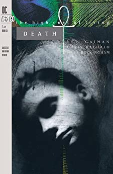 Death: The High Cost of Living #1 by [Gaiman, Neil]