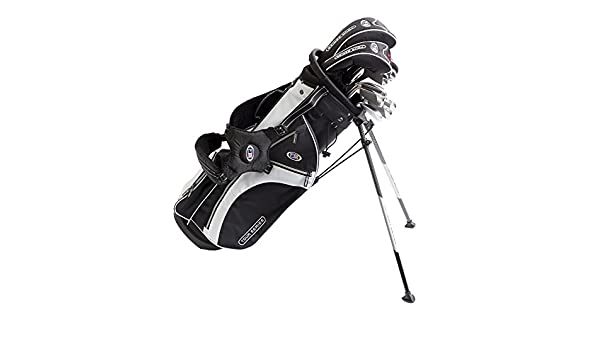 Amazon.com : US Kids Golf Tour Series 10 Club Stand Set ...