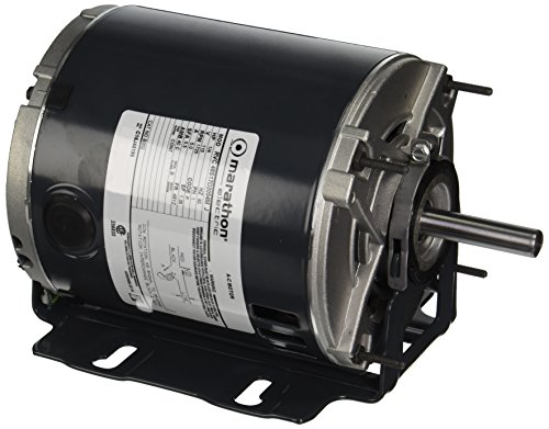 - Marathon 48S17D2054 Belt Drive Motor, 1 Split Phase, Open Drip Proof, Resilient Ring Mount, Ball Bearing, 1/4 hp, 1725 RPM, 1 Speed, 115 VAC, 48YZ Frame