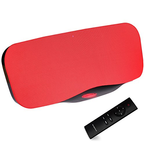 "Wireless Bluetooth Digital Music System,SPARKWAV Studio Monitor Single,Wireless Bluetooth Sound Home(DSP Deep Bass,Bluetooth CSR 4.0,APTX,60W,2x2.5""Tweefer,1x4''Subwoofers,Touch,Remote,USB,Metal Stand) by SPARKWAV"