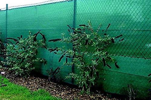 Riegolux 107652 Malla Ocultación, Verde, 1, 5 x 25 m, 70 g/m2: Amazon.es: Jardín