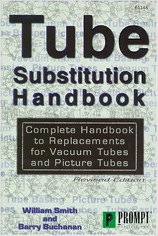Tube Substitution Handbook: Barry Buchanan: 9780790611488