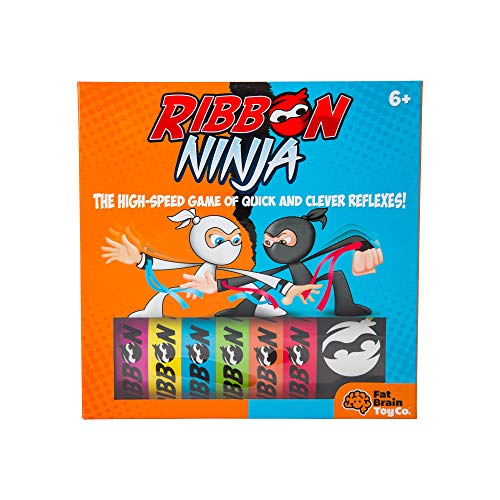 Ribbon Ninja is a fun indoor energy burning game for kids
