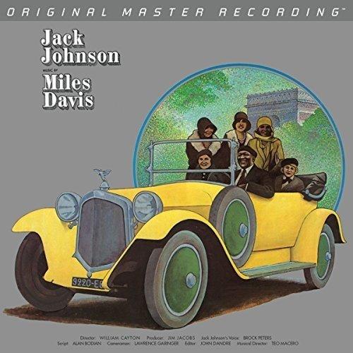 SACD : Miles Davis - A Tribute To Jack Johnson (SACD)
