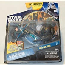 Star Wars 2011 Clone Wars Animated Exclusive DVD Action Figure 2Pack Anakin Skywalker Super Battle Droid
