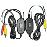BW Wireless RCA Video Transmitter & Receiver Kit for Car Rear View Camera, ZBC-101