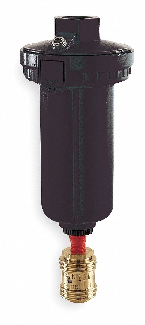 Wilkerson Xb3-04-m00b Auto Drain Valve, 1/2' Npt, 200 Psi 1/2 Npt