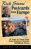Rick Steves Postcards from Europe, Rick Steves, 1562613979