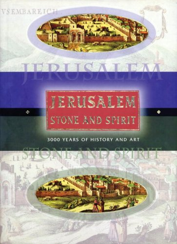 Jerusalem Stone and Spirit