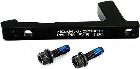 Ultralight Disco Freno Adattatore Posteriore 180mm Is Telaio a Post Pm Pinza Oro