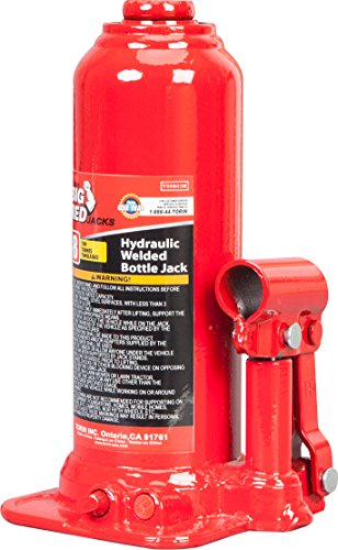 Torin Big Red Hydraulic Bottle Jack, 8 Ton Capacity by Torin (Image #4)