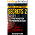 Pick 3 Lottery Secrets-2: The Master Reference Box (Pick 3 Secrets)