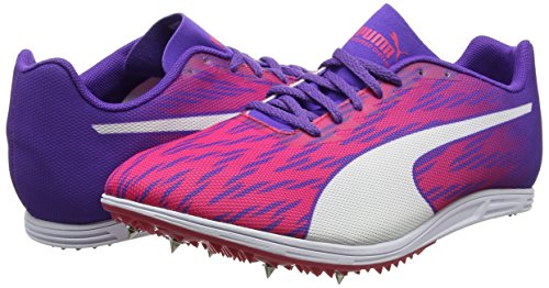 Evospeed sparkling Cosmo 7 D'athltisme Purple White Distance Rose Chaussures Femme Wn puma Puma electric 8aBqwd8