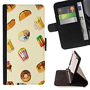 Jordan Colourful Shop - FOR Samsung Galaxy S3 III I9300 - Don??t waste your time - Leather Case Absorci¨®n cubierta de la caja de alto impacto