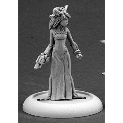 Reaper Chronoscope: Femme Fatale Xiufang Miniature: Toys & Games