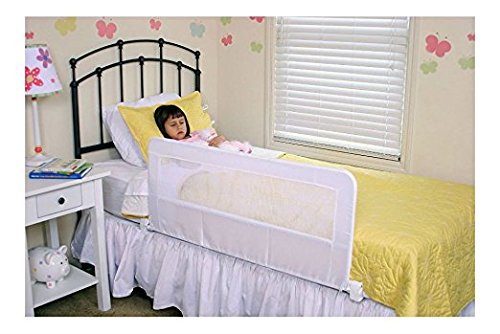 Toddler Bed Rail Safety Guard Bedrail Kids Baby Infant Crib Side Protector from Unknown
