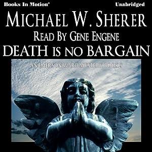 Death Is No Bargain Audiobook