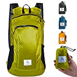 Cheap 4monster Durable Packable Backpack by Ultra Lightweight Water Resistant Travel Hiking Foldable Outdoor Daypack, 24L