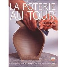 Le poterie au tour