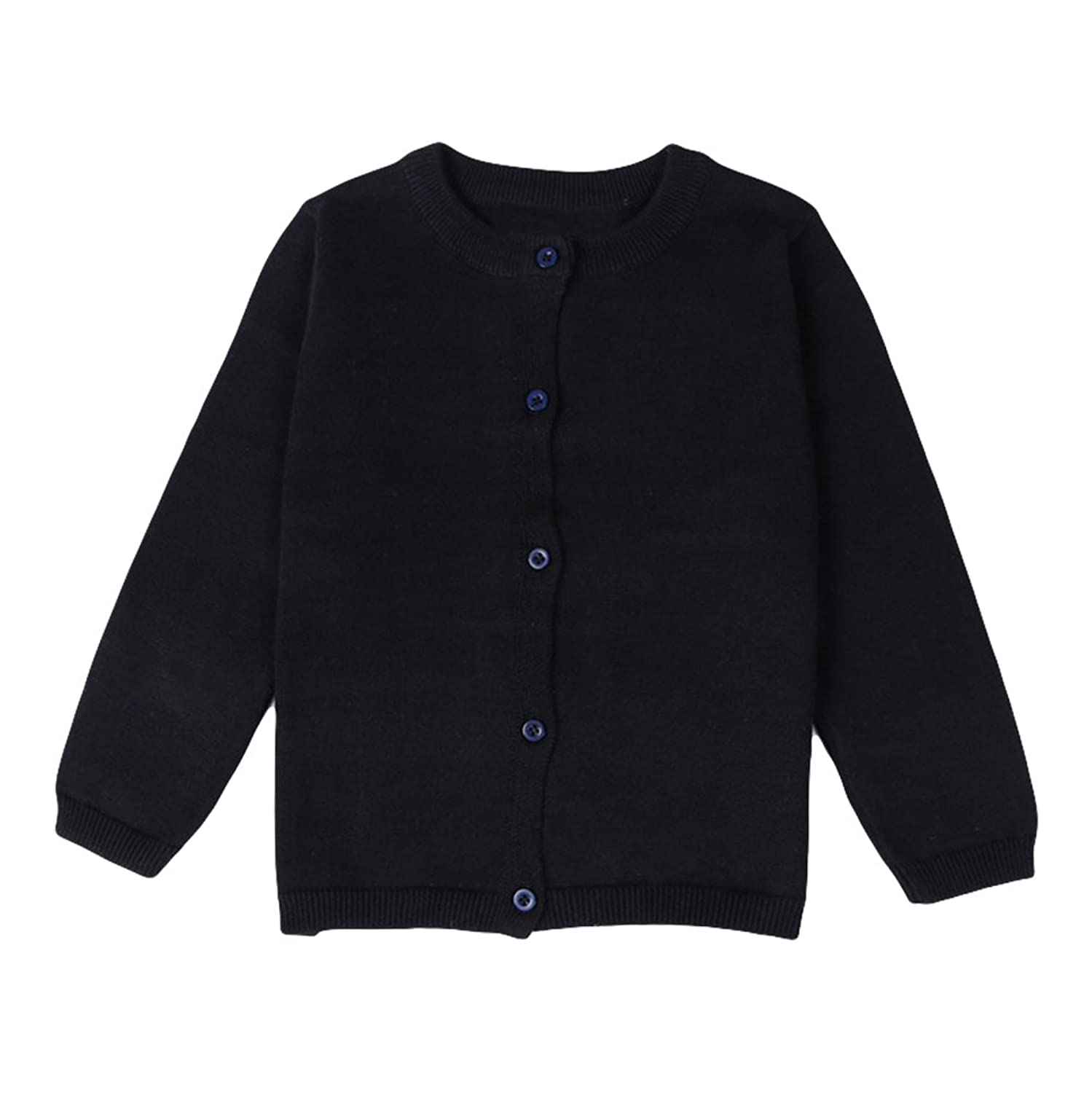 Amazon.com: Petit Ami Unisex Cardigan Sweater Infant White: Clothing