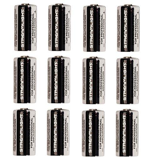 Batteries Streamlight Lithium (Streamlight Lithium Batteries 12 pack, CR123A)
