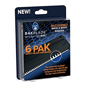 BAKblade 2.0 Refill Replacement Cartridges
