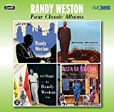 Four Classic Albums (Cole Porter In A Modern Mood / Trio & Solo / Get Happy / Jazz A La Bohemia) by Randy Weston