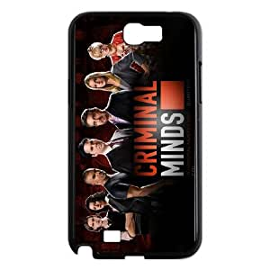 Criminal Minds For Samsung Galaxy Note 2 N7100 Csae protection phone Case ER015833