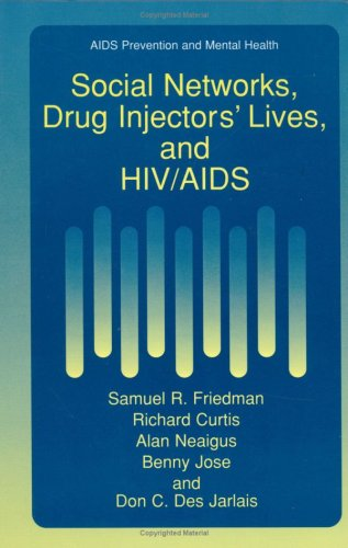 Social Networks, Drug Injectors' Lives, and HIV/AIDS (Aids Prevention and Mental Health)
